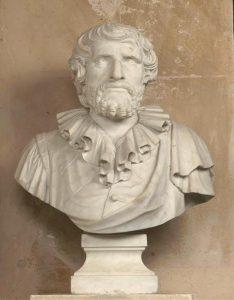 Buste du sculpteur