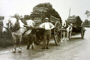 Charroi dans les années 1930